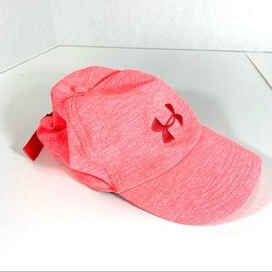 Under Armor • Pink Microthread Cap